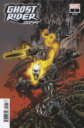 Ghost Rider 2099 #1 1:25 Hotz Variant