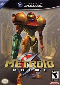 Metroid-Prime-Nintendo-Gamecube-Complete