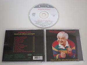 WOLFGANG-GRUNER-ATTRAVERSO-BLUME-CANTATA-MONOPOL-M5115-36-263-CK-CD-ALBUM