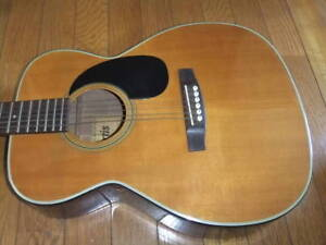 Details about Morris F - 15 Made in Japan Acoustic guitar best! rare useful  EMS F/S*