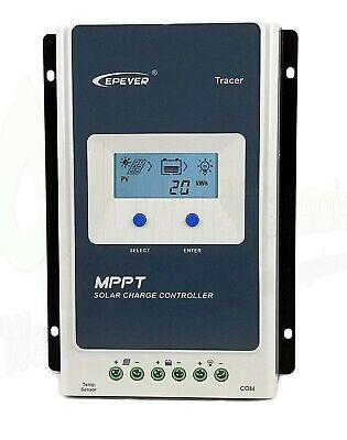 Maximum Power Point suivi 10 A 20 A Solar Charge Controller avec écran LCD pour 12V// 24 V Systems