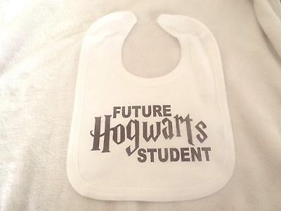 Future Hogwarts Student Harry Potter Inspiriert Lustig Unisex Speichel Handtuch