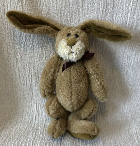 "10"" Plush Boyd's Bunny Rabbit 19901994 Jointed"