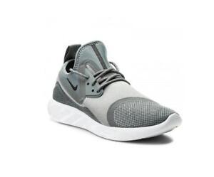 size 40 da098 44800 Das Bild wird geladen Herren-Nike-lunarcharge-Essential -Cool-Grau-Turnschuhe-923619-