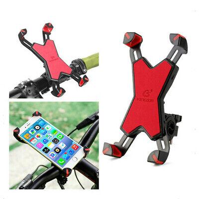 Motorcycle Bike Bicycle Cell Phone Holder Mount Handlebar GPS Universal