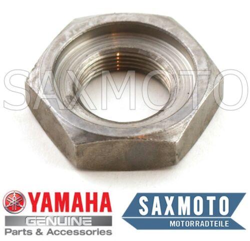 Sicherungsmutter Ritzel vorn YAMAHA RD250 RD350 1973-1975 Front Sprocket Nut
