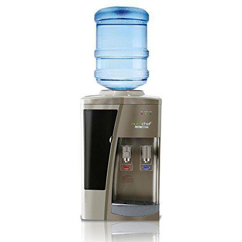 Water Dispenser   Hot & Cold Water Cooler (PKTWC15SL)
