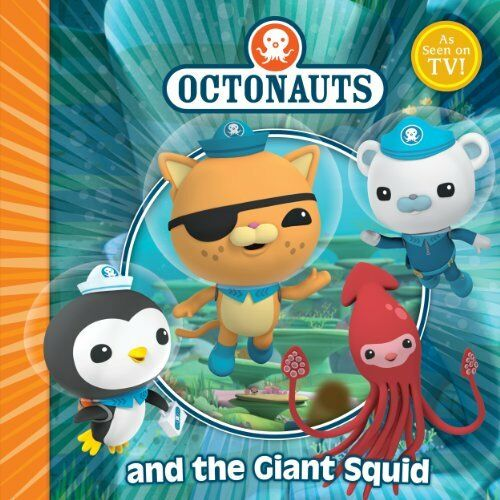 The Octonauts and the Giant Squid by Simon & Schuster UK 0857073397 The Cheap