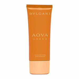 dcd7f068dc Bvlgari AQVA Amara for Men 3.4 oz After Shave Balm Brand New ...