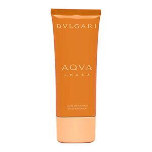 dcd7f068dc Bvlgari AQVA Amara for Men 3.4 oz After Shave Balm Brand New ...