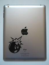 1 x ADAM le centinaia di bombardare Decalcomania-adesivo vinile iPad Mini Air Pro Tablet Laptop
