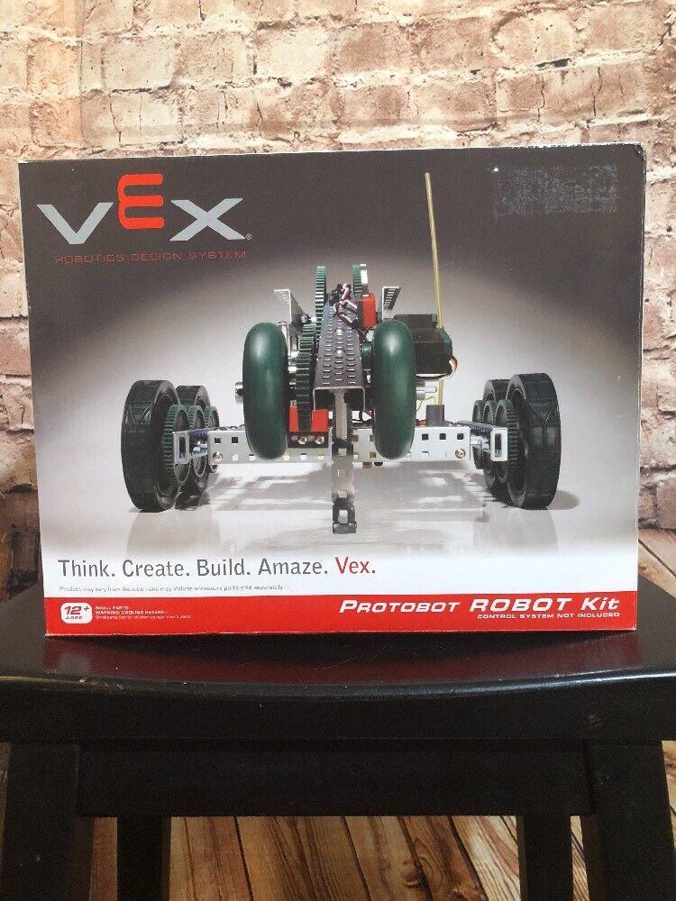Wenn roboter protobot robot kits neue nie geöffnet - box