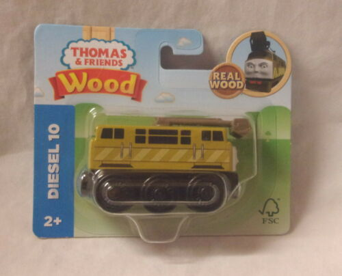 KKar Fisher Price Diesel 10 2018//19 Thomas /& Friends Wooden series