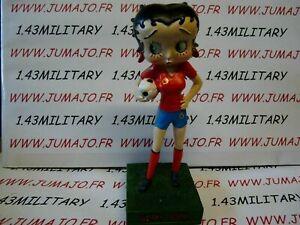 BB18 figurine Betty boop resine en blister MIB 15 cm environ cuisinière