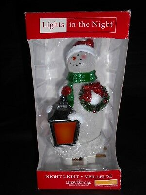 """Midwest CBK Lights In The Night /""""I Love Cupcakes/""""by Christy Tomlinson Nightlight"""