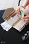 PLEPIC-TRIPPING-POP-WALLET-Passport-Holder-Cover-Travel-Wallet-Card-Case miniature 6