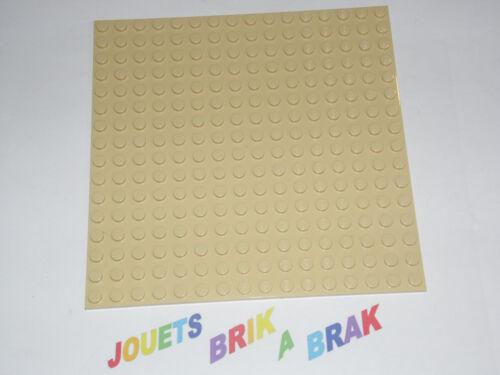 Lego 1 plaque plate 16x16 16 x 16 Choose color ref 91405