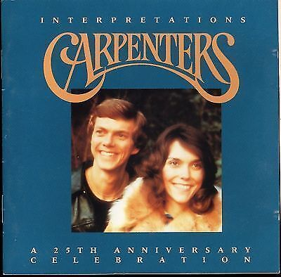 Carpenters Interpretations 25th Anniversary CD NEW Sing