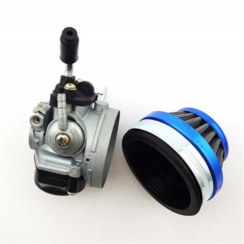 19mm Carburetor with Air Filter for Dellorto Style SHA 14:12P Carb Set