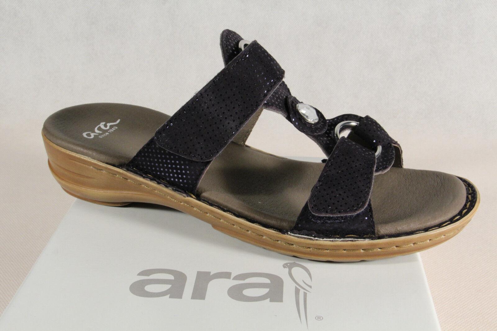 Ara Ladies Slippers Sandals Sneakers Sneakers Sneakers bluee 27273 New 986e5d