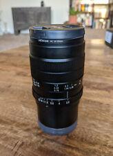 Dorr 60mm f2.8 Super Macro Lente Nikon F Montaje MF