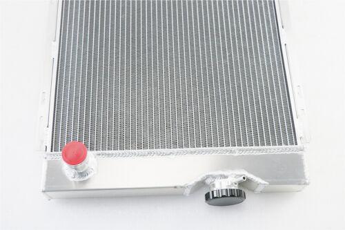 3row carreras aluminum radiador para 1964-1966 Ford Mustang v8 260 289 at//mt 1965