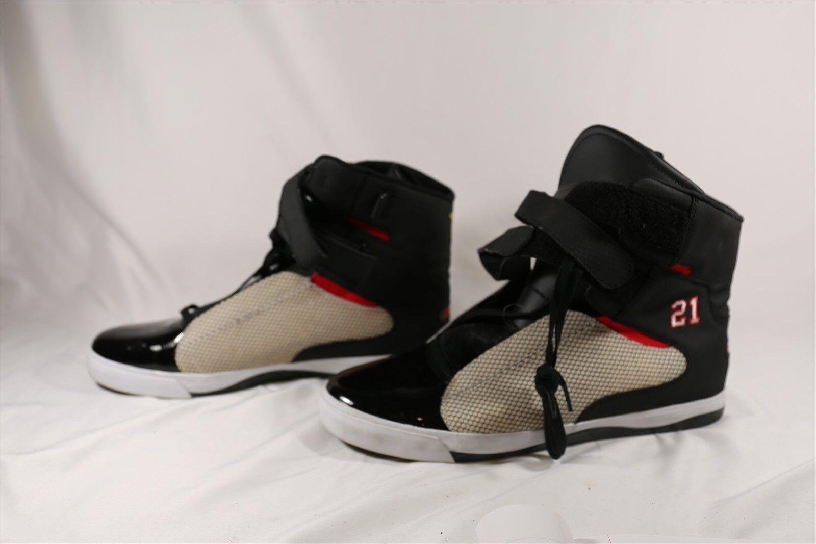 Super Rare Supra Deion Sanders Primetime 21 Made HOF Induction shoes Size 15 WOW