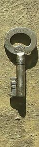 Antique Steamer Trunk Key Crouch & Fitzgerald ?? C40