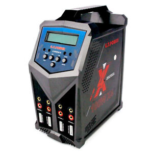 Chargeur intelligent Gt Power X4 Pro Quad AC / DC 4 x 100w