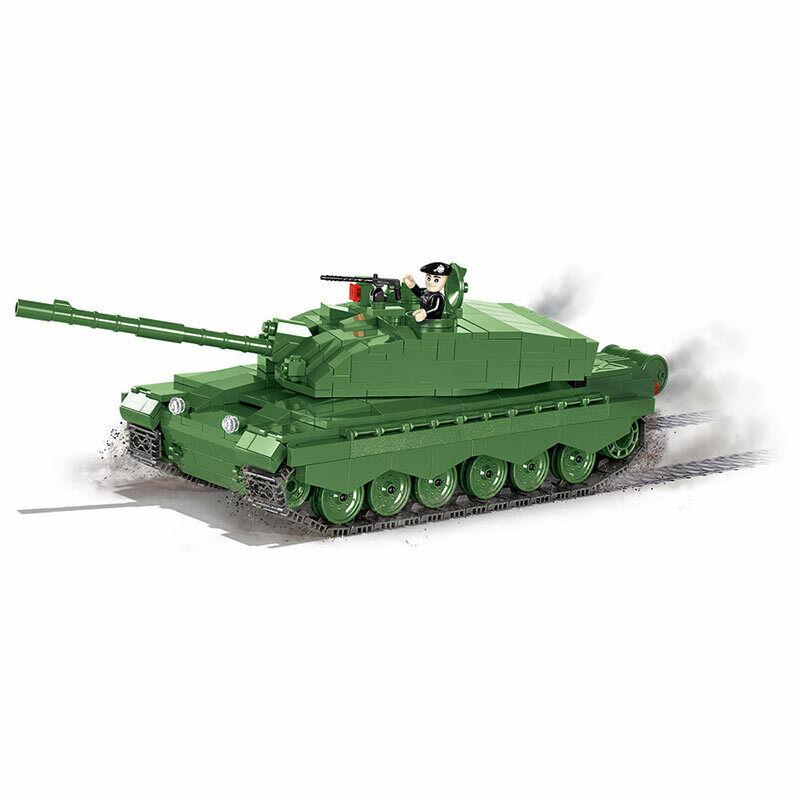 COBI Challenger II Tank 2614 625pcs NATO