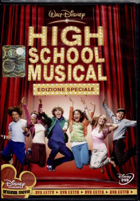 HIGH SCHOOL MUSICAL - EDIZIONE SPECIALE - DVD NUOVO E SIGILLATO, PRIMA STAMPA