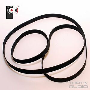 Fits-AIWA-Replacement-Turntable-Belt-for-LX20-THATS-AUDIO