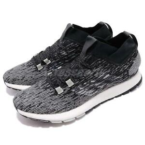 cfcae25f823 adidas PureBOOST RBL LTD Black Grey Silver Men Running Shoes ...