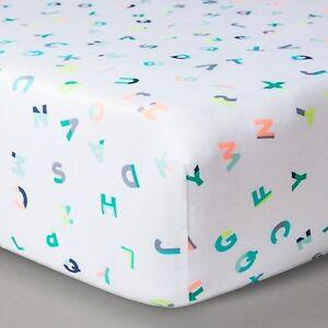 Super Oh Joy Target Abc Woven Fitted Crib Sheet Alphabet Letters Inzonedesignstudio Interior Chair Design Inzonedesignstudiocom