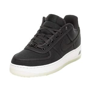 a9eb565d7f8 Nike Air Force 1 Low Retro QS Canvas Black-Black-Summit White ...
