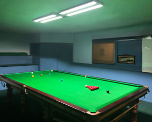 Details About Professional Led Snooker Table Lighting System Hanging Kit