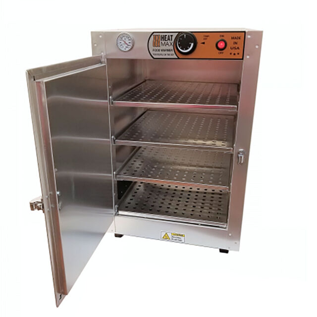 Commercial Food Pastry Warming Cabinet HeatMax Aluminum Storage ...