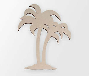 Wooden Shape Oasis Silhouette, Wooden Cut Out, Wall Art, Home Decor,Wall Hanging