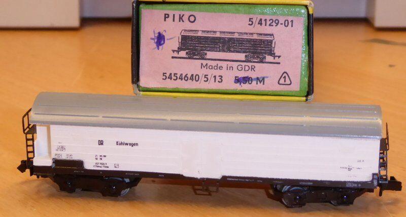 tienda en linea Piko Escala N Vagón Frigorífico Frigorífico Frigorífico Tthhns de Mercancía el Dr Ep.3 4 Rda Modelo Muy  Ahorre 35% - 70% de descuento