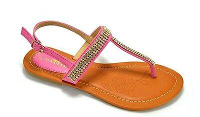 Ladies Diamante Toe post Flip Flops Sandals Flat Gladiator Size 2 3 5 Clearance