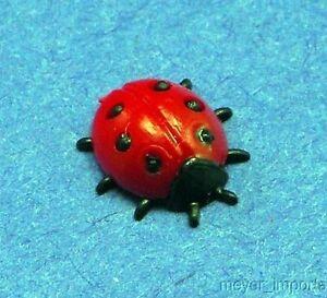TINY-3-8-034-German-Vintage-Ladybugs-Set-of-12