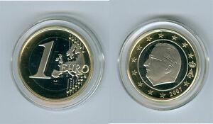 Belgien  1 Euro  PP/Proof  (Wählen Sie zwischen: 1999 - 2018)