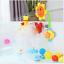 Bebe-bano-juguete-ninos-GIRASOL-Spray-ducha-de-agua-grifo-de-la-banera-ninos-bano-Edu miniatura 3