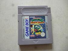 TMNT TEENAGE NINJA TURTLES III RADICAL RESCUE Game Boy gameboy