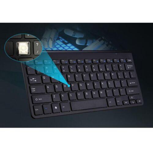 Wireless Mouse /& Keyboard for Samsung UA65ES8000 Series 8 Smart TV BK HK