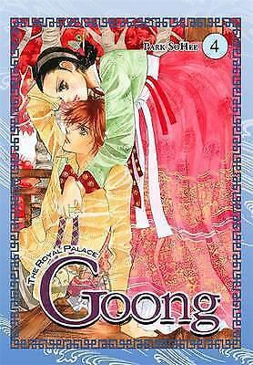 The Royal Palace GOONG Vol 4 - Park So Hee Manga Korean English Manhwa