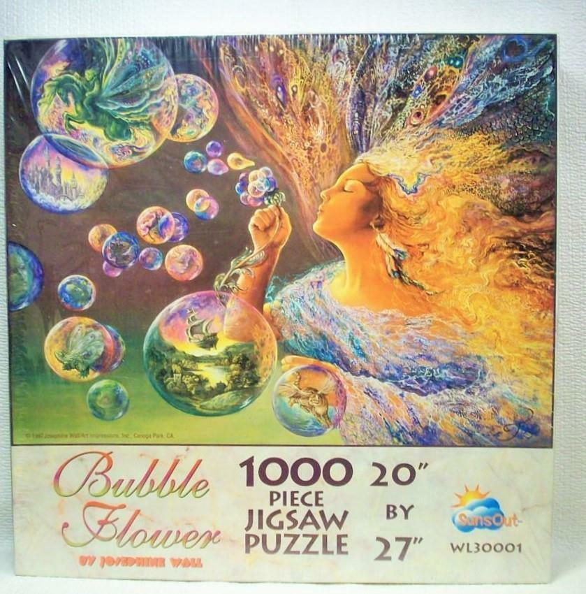 New SunsOut Josephine Wall 1000 Pc Jigsaw Puzzle