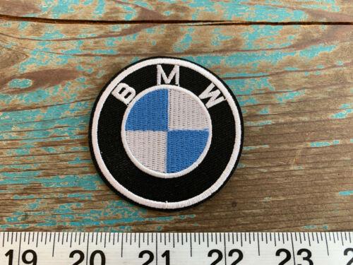 NEW SMALL BMW RACING PATCH SCCA ALPINA 1600 2002 3 4 5 6 7 SERIES Z8 Z4 MIMI