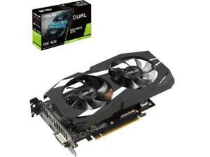 ASUS-Dual-GeForce-GTX-1660-Ti-DUAL-GTX1660TI-O6G-6GB-192-Bit-GDDR6-PCI-Express-3