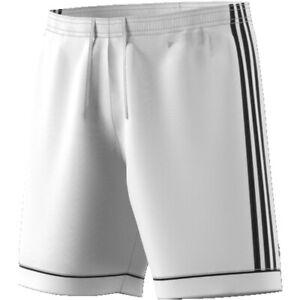 Pantaloncini Adidas Squadra 17 Short 3s Bk4766 Calcio White